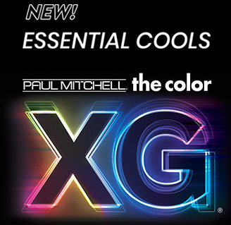 image of the paul mitchell the color xg logo